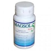 Herboplanet srl Magsol 5 Plus 60 Compresse