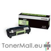 Тонер касета LEXMARK 602H (Black)