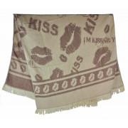 Kiss fouta telo mare 90x160 cm.