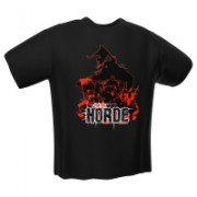GamersWear For The Horde T-Shirt Black (XL)
