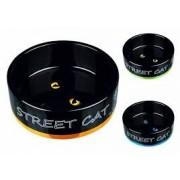 Trixie24659 Street Cat Kerámiatál macskáknak 0,3l