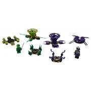 LEGO Spinjitzu Lloyd contra Garmadon