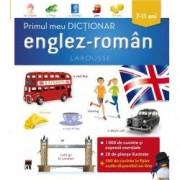 Primul meu dictionar englez-roman