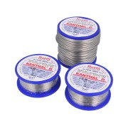 Nichelină - Sârmă rezistivă 0.6mm Temperatură -100÷1300°C Ambalaj : 0,1kg Ø Exterior : 0.6mm KANTHAL-D-0.60/100