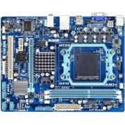 Placa de baza GIGABYTE 78LMT-S2, AMD 760G+SB710, AM3+