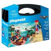 Playmobil 9102 Set Portabil Prinderea Piratului