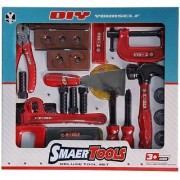 Planet Of Toys Deluxe Tools Set