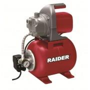 """Хидрофор Raider RD-WP1200J, 1200W, 1"""", 64л/мин, 3бара"""