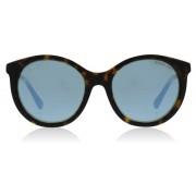 Michael Kors Island Tropics Sunglasses Dark Tortoise 320225 55mm