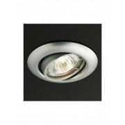 Spot incastrabil orientabil ELC 3072 din metal crom mat 70156 Smarter