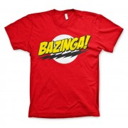 Bazinga T-shirt (Small)