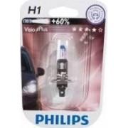 Bec auto Philips H1 12V 55W P14.5s Vision Plus Blister