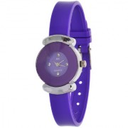 Glory Purple Ladies Analog Watch-032