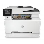 MFP, HP Color LaserJet Pro M281fdn, Color, Laser, Fax, ADF, Duplex, Lan (T6B81A)