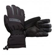 RELAX COUL Pánské lyžařské rukavice RR09C tmavá šedá 8.5