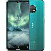 Nokia 7.2 (2019, 64GB, Dual Sim, Green, Special Import)