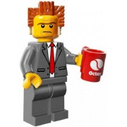 Lego The Movie Lord Business Minifigure Series 71004