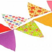Jucarie Textila Party Flags 5m 20 Flags UG-AF11