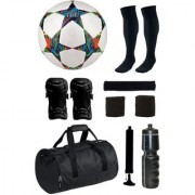 Combo of Multistar UEFA Champions League Football (Size-5)with 7 Other items