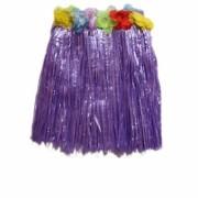 Havajská sukně - fialová