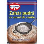 Zahar Pudra cu aroma vanilie Dr.Oetker