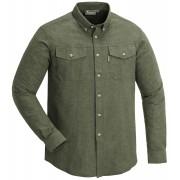 Koszula myśliwska Loiu Melange Pinewood 530-116 zielona 5