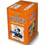 Diary Of A Wimpy Kid 11 Book Set