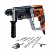 Black & Decker Martillo neumático 850 W 2,4J Black+Decker KD990KA-QS