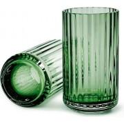 Wazon Lyngby szklany Copenhagen Green 12 cm