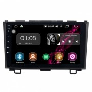 """""""Funrover Android 8.0 HD 9"""""""" 2-Din Touch Screen Car Audio System Radio Car Player w/ Stereo GPS Navigationfor Honda CRV 2006-2011"""""""