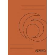 DOSAR PLIC A4 CARTON 320 G, CULOARE ORANGE, SET 10 portocaliu A4 Dosar carton Plic Carton color
