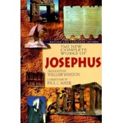 The New Complete Works of Josephus, Paperback
