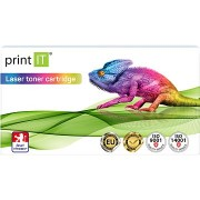 PRINT IT TN-1030 Brother nyomtatókhoz, fekete
