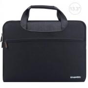 """HAWEEL 13.3"""" Sleeve Väska Laptop Svart"""