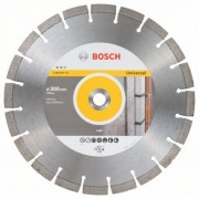 Диск диамантен за рязане Expert for Universal 300 x 20,00 x 2,8 x 12 mm, 2608603771, BOSCH