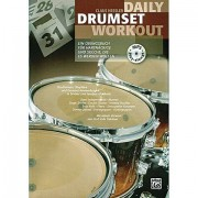 Alfred KDM Daily Drumset Workout Lehrbuch