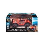 Masinuta Cu Telecomanda Red Scorpion Buggy Revell