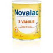 Novalac 3 vanilie, pentru copii de varsta mica 400gr SUN WAVE PHARMA