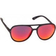 IDEE Aviator Sunglasses(Pink)