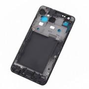 Frame ou carcaça intermédia Samsung Galaxy SII S2 i9100 preta