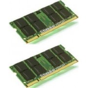 Kingston ValueRAM - DDR3 - 16 GB: 2 x 8 GB - SO DIMM 204-pin