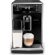 Espressor automat Saeco PicoBaristo SM546010 10 bauturi Carafa pentru lapte integrata 0.5 L filtru AquaClean Negru Resigilat Bonus Termos Inox