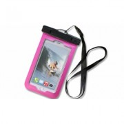 Waterproof Pouch with for Mobile Devices: Pink/1-Pack (60057711)