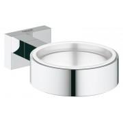 Suport pahar/savoniera Grohe Essentials Cube-40508001