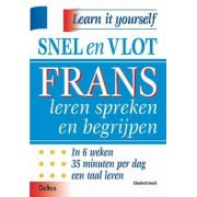 Deltas taalboek Learn it yourself Frans leren spreken en begrijpen