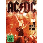 AC/DC Live at River Plate DVD-multicolor Onesize Unisex