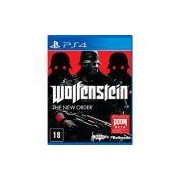 Game - Wolfenstein - The New Order - PS4