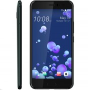 Telefon mobil HTC U11 Dual SIM RAM 4GB, Stocare 64GB, Brilliant Black