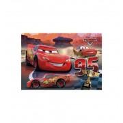 Puzzle 104 Maxi Turn Right Cars - Clementoni