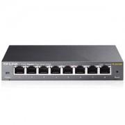 Комутатор TP-Link TL-SG108E, Easy Smart, TL-SG108E_VZ